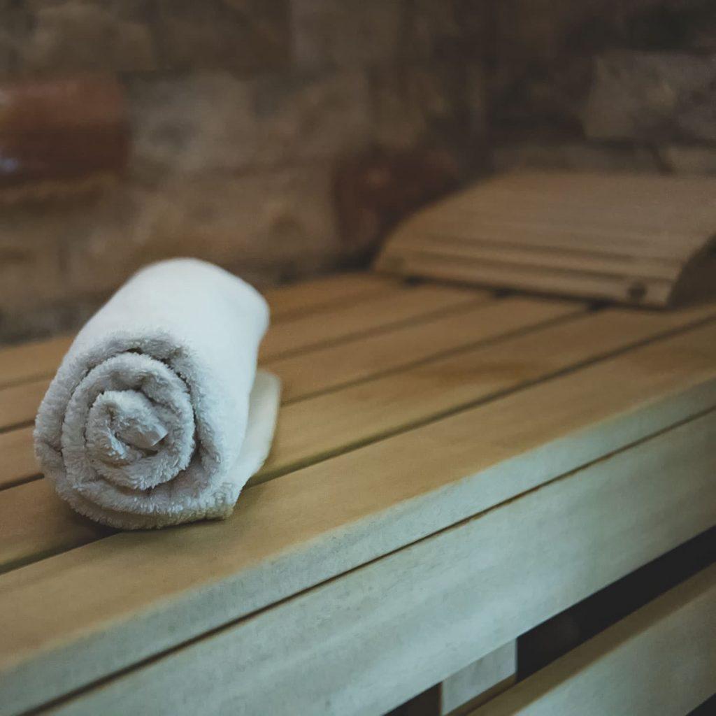 Sauna im Sinneswelten Chemnitz